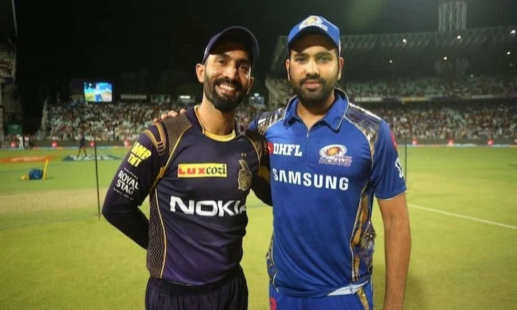 Kolkata Knight Riders Wins The Toss And Elects To Bowl First  Images