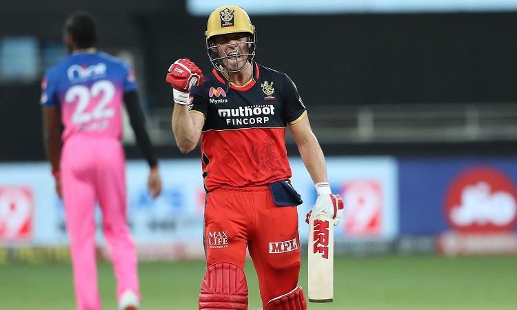 AB de Villiers IPL 2020