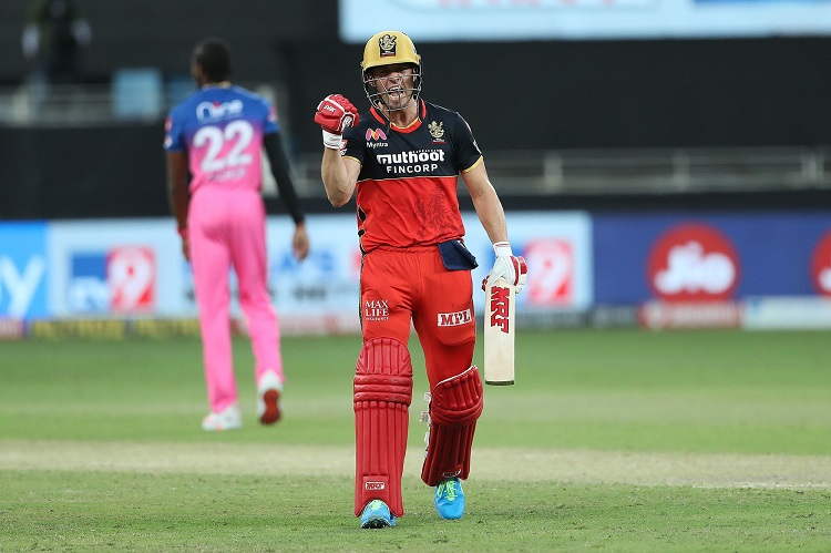 IPL 2020: ABD Magic Takes RCB To 7-wicket Win Over RR