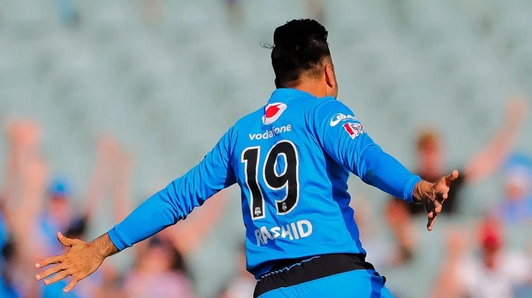 BBL 10: Rashid Khan To Continue With Adelaide Strikers