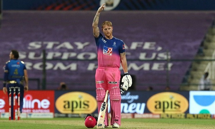 Allrounder Ben Stokes 1st batsman to score a ton in two successful IPL chases