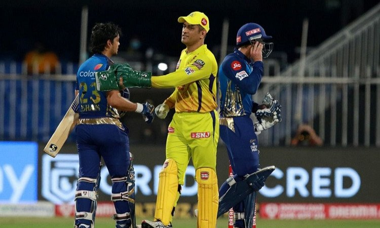 Ishan Kishan vs Chennai Super Kings