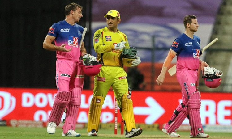 Rajasthan Royals beat Chennai Super Kings by 7 wickets