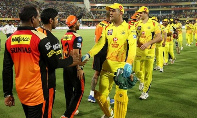IPL 2020 Chennai Super Kings vs Sunrisers Hyderabad Probable XI