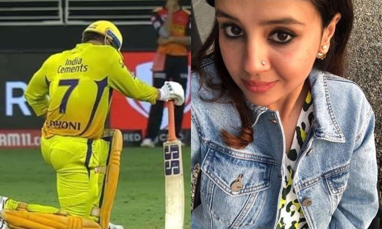 Chennai Super Kings captain ms dhoni wife Sakshi Dhoni Emotional Message after csk Fail To Qualify F