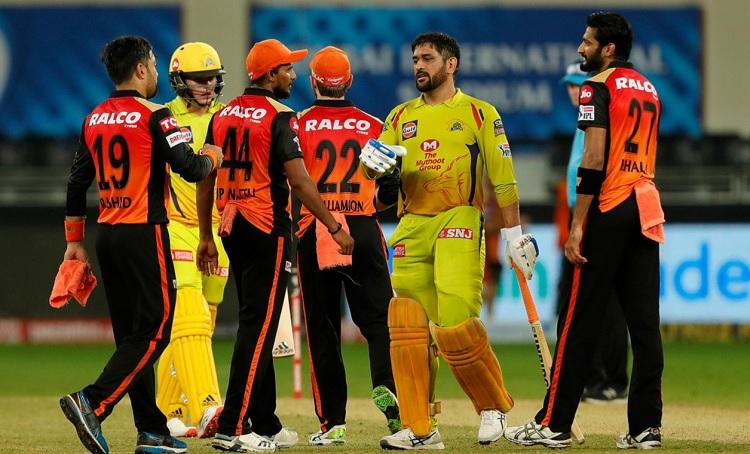 Chennai vs Hyderabad