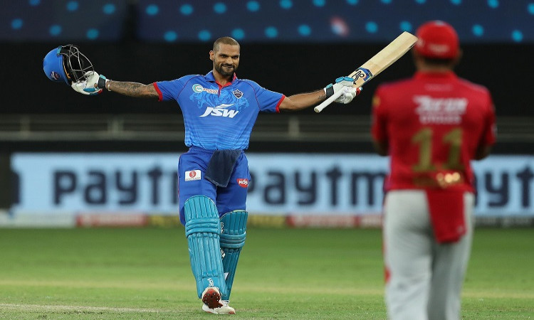 DC vs KXIP: I Was This Fluent On My Test Debut, Says Dhawan