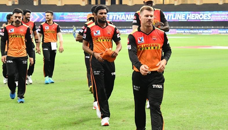 Yeah it hurts a lot says Sunsrisers Hyderabad skipper David Warner