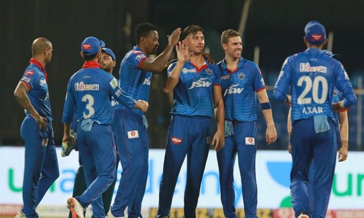 Delhi Capitals IPL 2020