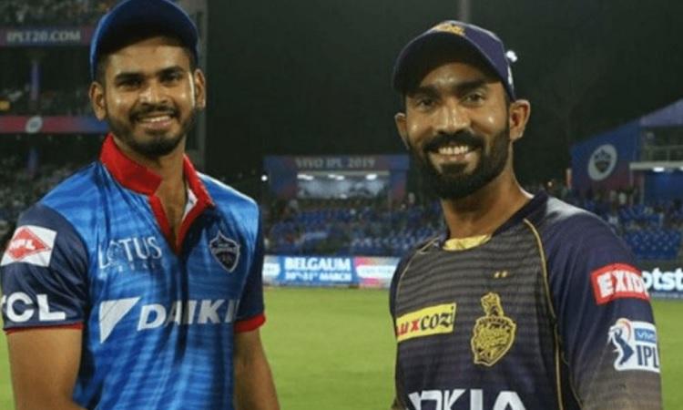 Delhi Capitals vs Kolkata Knight Riders Probable XI