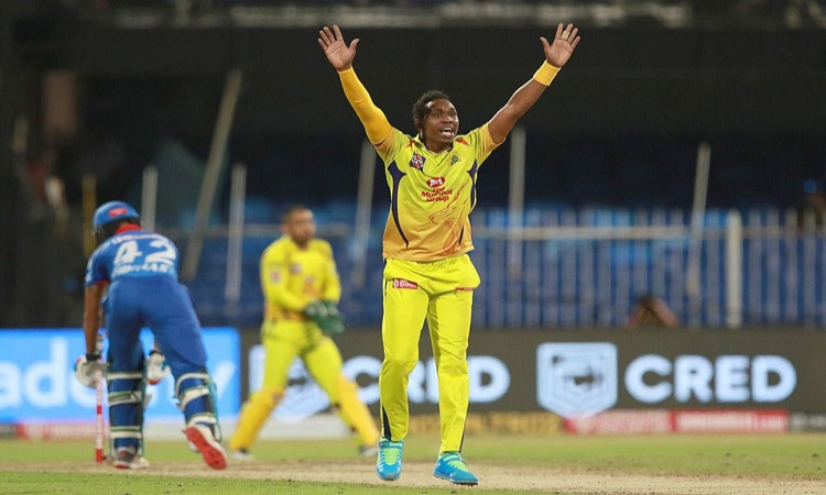 Dwayne Bravo Ruled Out Of Rest Of IPL 2020