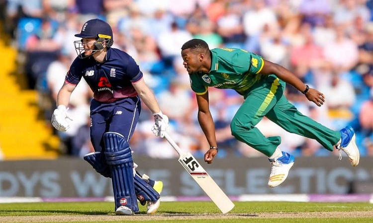 England To Tour South Africa For Limited-Overs Series Next Month