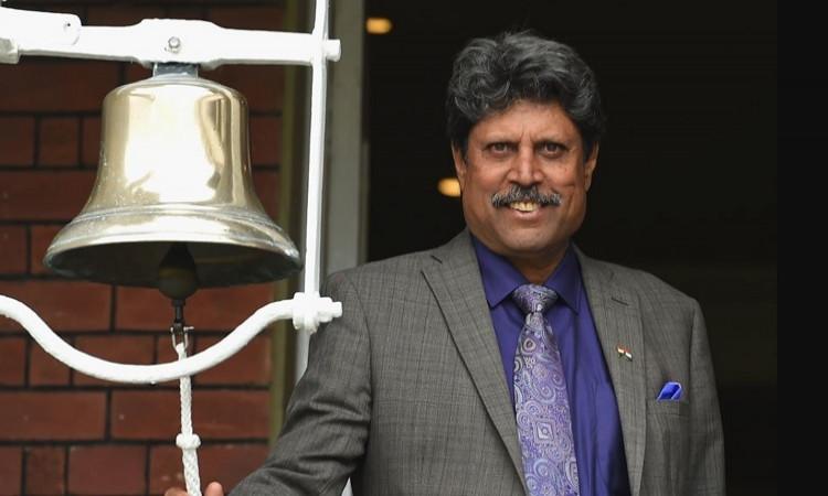 Former Indian captain Kapil Dev Hospitalised After Suffering Heart Attack