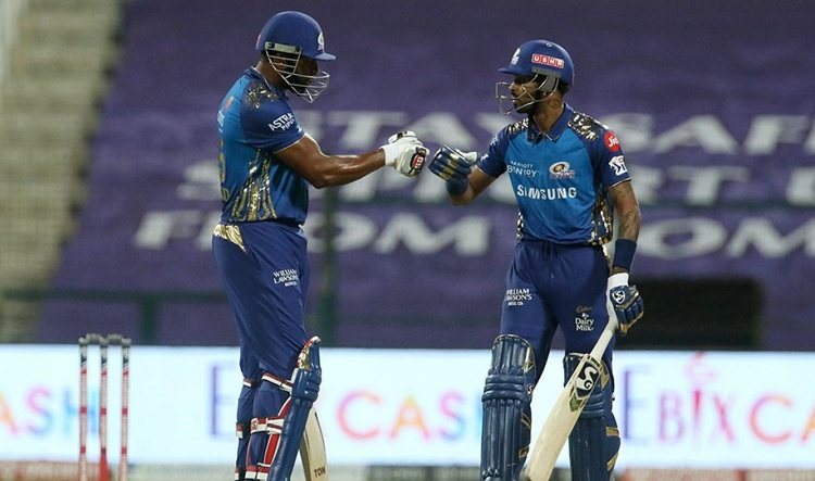 mumbai indians post 192 runs target for kings xi punjab