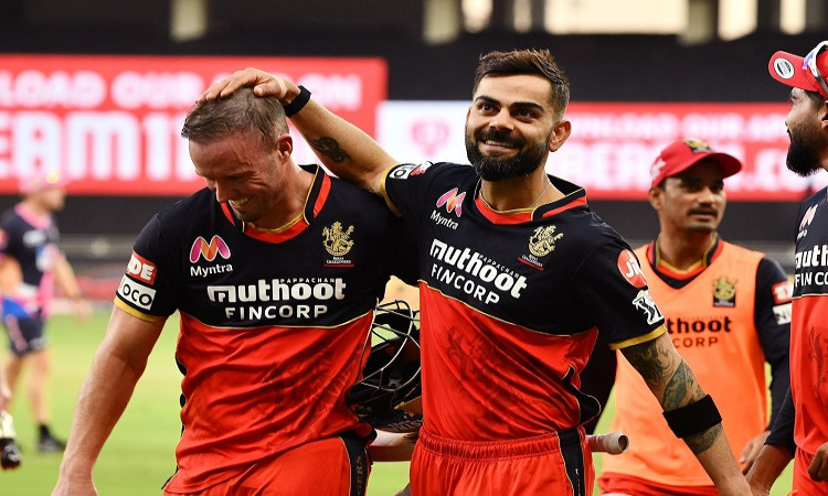 He's The Most Impactful Player In The IPL: Kohli On de Villiers