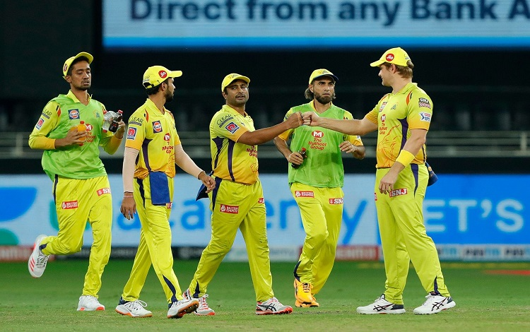 IPL 2020 CSK vs KKR MS Dhoni praised Ruturaj Gaikwad says He is one of the most talented players goi