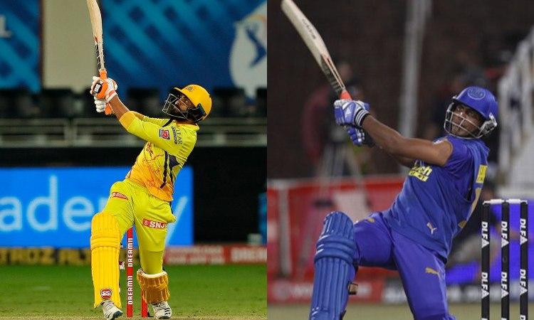 IPL 2020:'Royal हमेशा Royal रहता है', रविन्द्र जडेजा की पारी देख राजस्थान टीम को याद आए पुराने दिन I