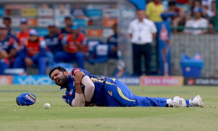 IPL 2020 DC vs MI Rohit Sharma unlikely to be fit for remainder of IPL 2020 because of this reason
