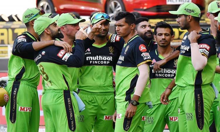 IPL 2020 RCB bowler Navdeep Saini sustains thumb injury against csk innings