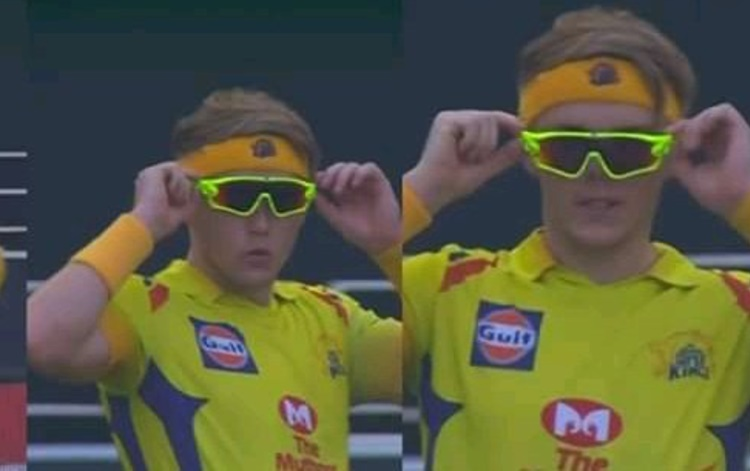 IPL 2020 RCB vs CSK Sam Curran trending on social media because of this reason in hindi