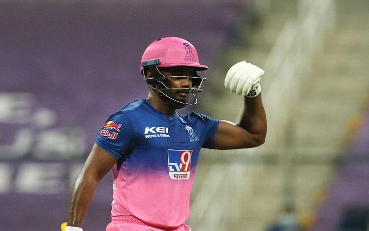 IPL 2020 RR batsman Sanju Samson says Samson is the strongest man in the world in hindi