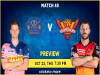 IPL 2020: Rajasthan Royals VS Sunrisers Hyderabad – Fantasy Cricket Tips, Prediction & Pitch Report