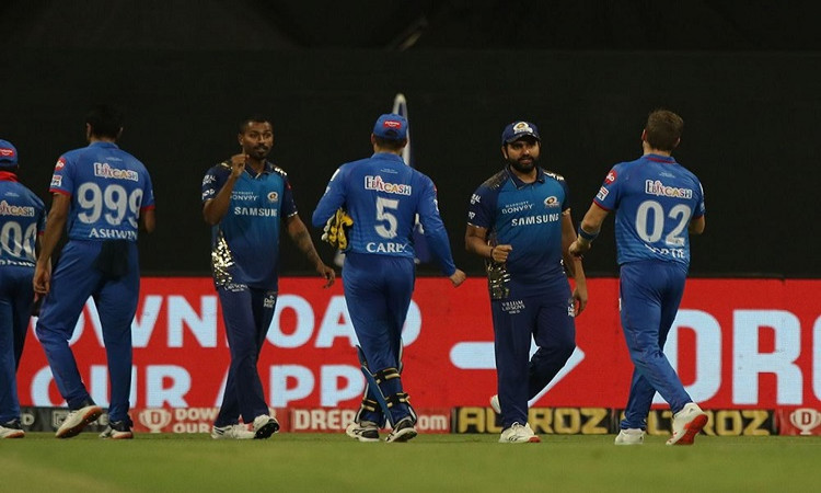 IPL T20 Points Table After Mumbai's 5 Wickets Win Over Delhi