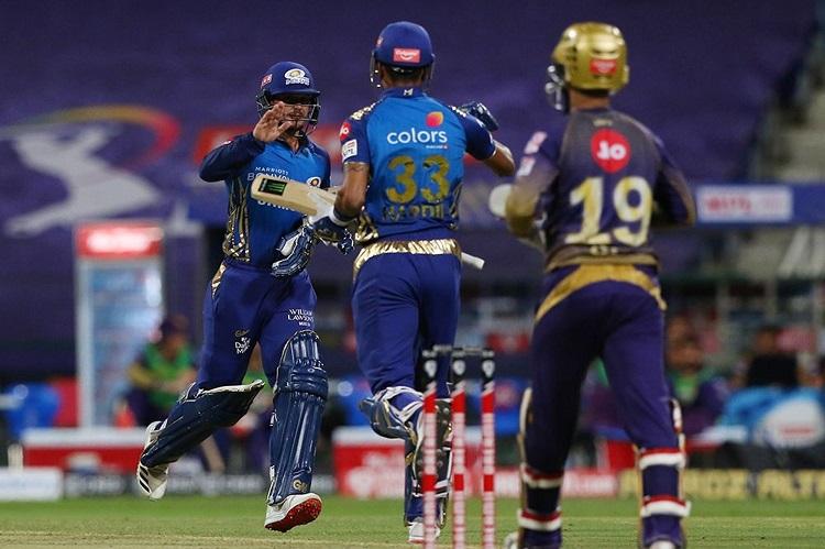 IPL T20 Points Table After Mumbai's 8 Wicket Win Over Kolkata