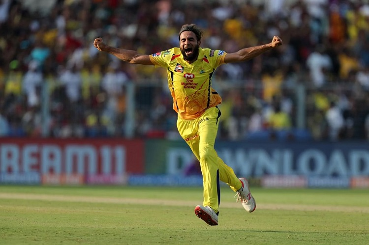 Image for It was painful to see du plesis carrying drinks for players says csk veteran spinner imran
