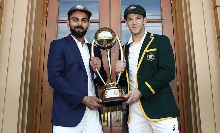 India tour of Australia 2020-21 Schedule announced