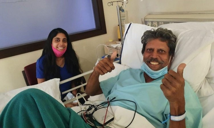 After successful angioplasty, former indian skipper Kapil Dev eager to play golf