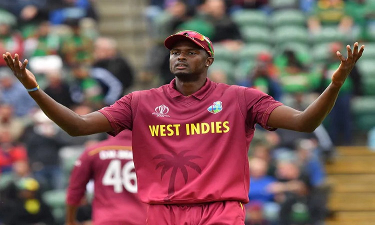 Jason Holder Disappointed About Black Lives Matter Movement Being Ignored At IPL