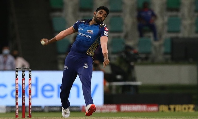 Jasprit Bumrah (MI V KXIP) Images in Hindi