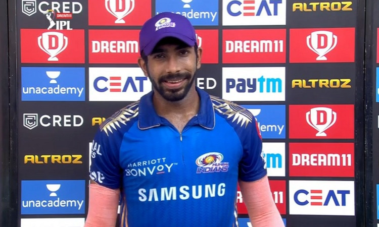 Mumbai fast bowler Jasprit Bumrah takes Purple Cap for most wickets