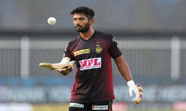 IPL 2020: KKR's Tripathi Reprimanded For Breaching IPL Code Of Conduct