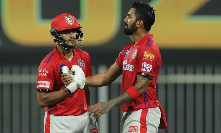 KL Rahul and Mayank Agarwal