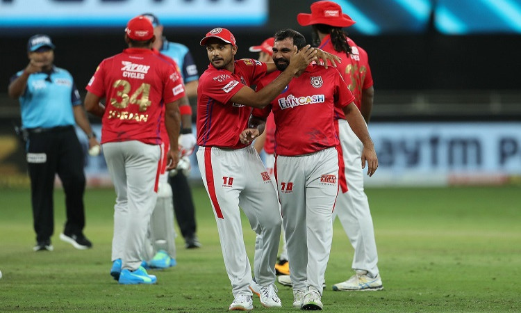 KXIP bowler Mohammed Shami talks about his run of emotions while bowling the first super over agains