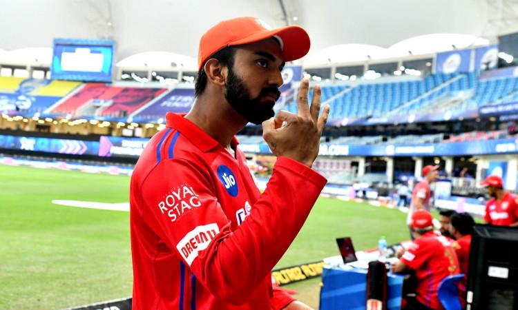 KXIP skipper KL Rahul sweet gesture after A fan calls him Thala in hindi