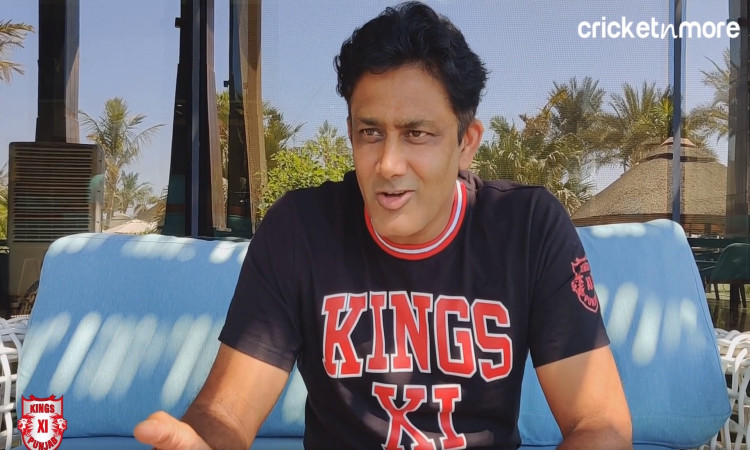 KXIP vs DC: The Confidence Is Really Upbeat, Says Kumble