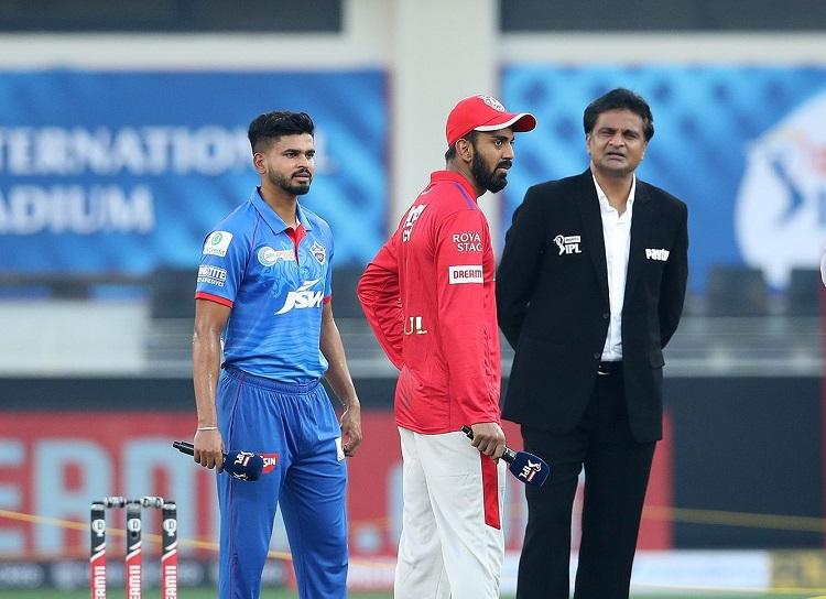 Kings XI Punjab VS  Delhi Capitals