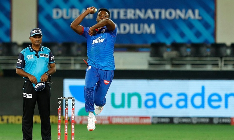 UAE pitches slow but helping seamers says Delhi Capitals pacer kagiso rabada