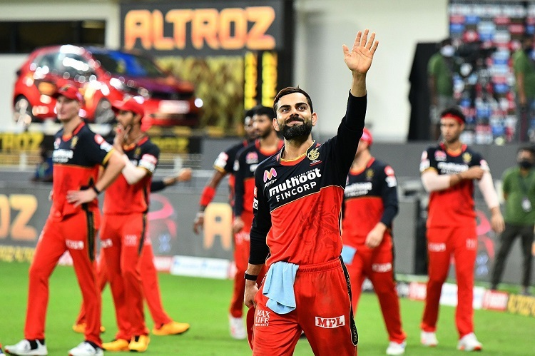 Kohli Becomes First Player In IPL To Play 200 Matches For A Single Franchise
