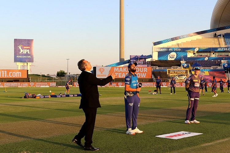 KKR vs MI: Kolkata Knight Riders Have Won The Toss and Have Opted To Bat