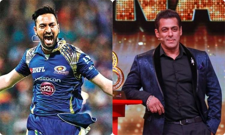 Cricket Image for सलमान खान के शो बिग बॉस में क्रुणाल पांड्या ने इस खिलाड़ी को बताया मुंबई इंडियंस का
