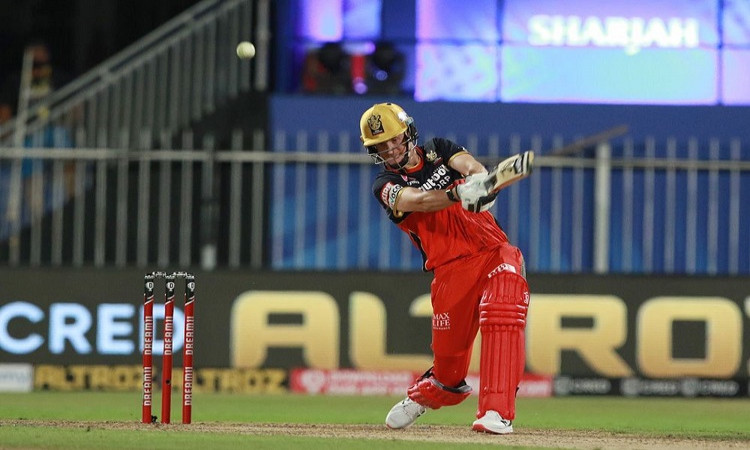 RCB vs KXIP: Late Strikes From Morris Powers RCB to 171/6