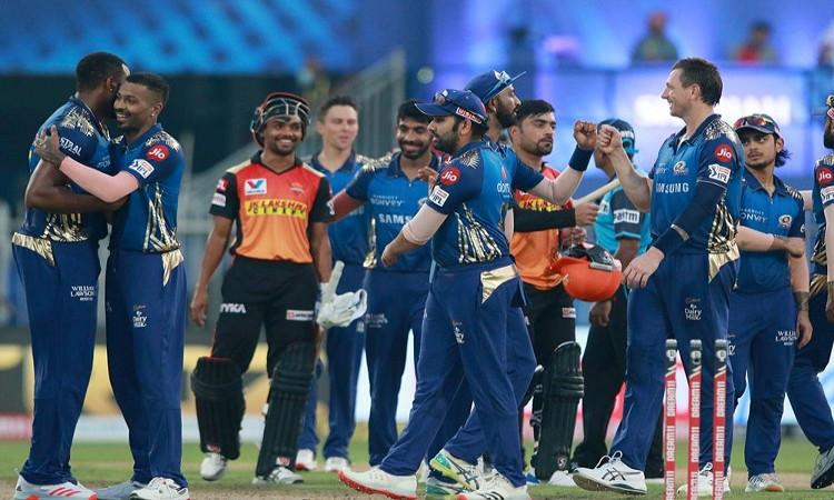 Mumbai Indians Vs SRH