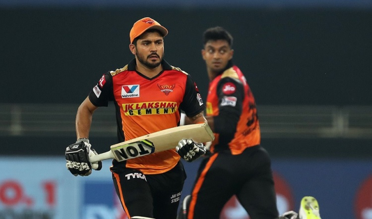Sunrisers Hyderabad beat Rajasthan Royals by 8 wickets