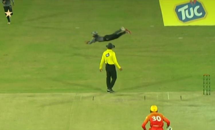 Mohammad Rizwan Catch