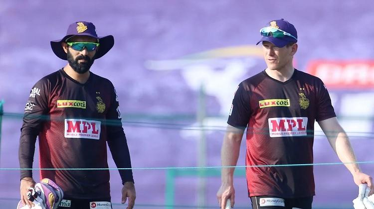 IPL 2020: Morgan Takes Over KKR Captaincy From Karthik