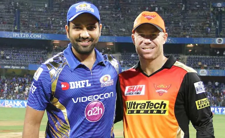Mumbai Indians opt to bat first against Sunrisers Hyderabad